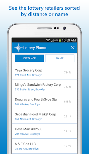 Lottery Places- screenshot thumbnail