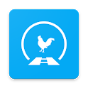 Road Rooster - Geo location based alarm icon