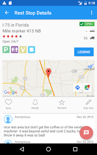 USA Rest Stop Locator- screenshot thumbnail