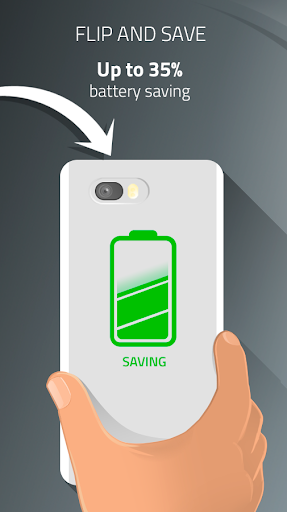 Battery Saver & Charge Optimizer - Flip & Save 1.1.50 screenshots 2