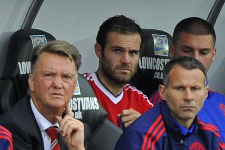 Manchester United a mal digéré son déplacement à Bruges !