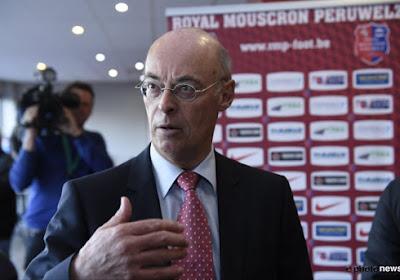 """Van Daele: """"Louvain devrait plutôt s'occuper de son affaire de paris"""""""