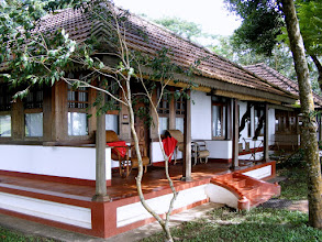 Photo: These are luxury bungalows with a small pool in their courtyards...we had one in March 2005
