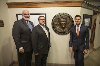 Photo: credit Benjamin Cole, Office of Congressman Schock