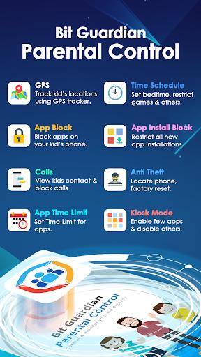 Parental Control : Screen Time & Location Tracker 1.7.9 screenshots 1