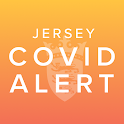 Jersey COVID Alert icon
