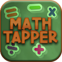 (the) Math Tapper: arcade one-tap quiz game icon
