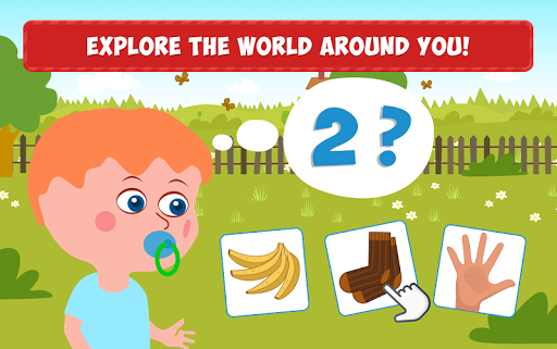 Blue Tractor: Learning Games for Toddlers Age 2, 3 1.0 screenshots 13