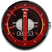 MERCENARY - Watch Face