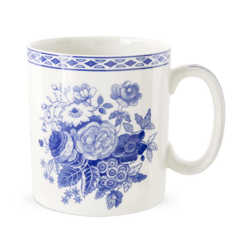 Blue Room Mugg - Blue Rose