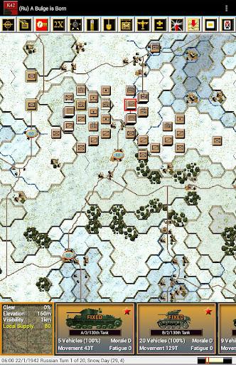 Télécharger Panzer Campaigns - Kharkov '42 mod apk screenshots 4