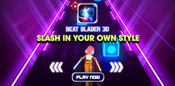 How to Download and Play Beat Blader 3D: Dash and Slash on PC, for free!