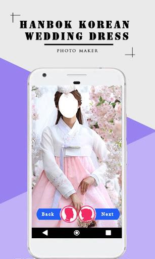 Hanbok Korean Wedding Dress 1.2 screenshots 3
