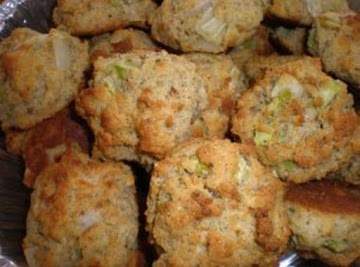 Gummies Famous Stuffing Balls Recipe