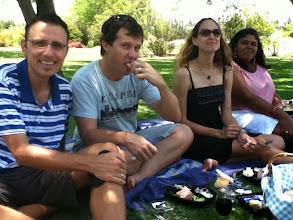 Photo: next to Anton, CEO of Thesozofoundation.org.za