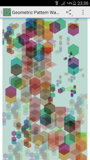 Geometric Pattern Wallpapers 1.4 screenshots 2