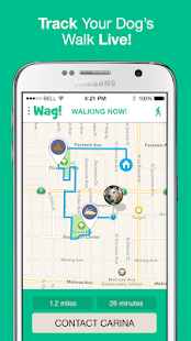 Wag! - Dog Walking- screenshot thumbnail