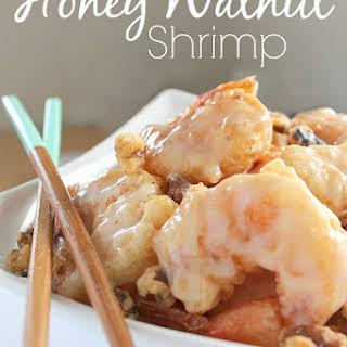 Honey Walnut Shrimp.