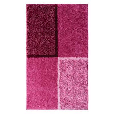 Коврик для ванной комнаты Ridder Penny Розовый 100х60 см