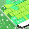 Free Keypad Green icon