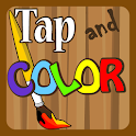 Tap and color Paid