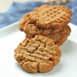 Gluten – Free Flourless Peanut Butter Cookies
