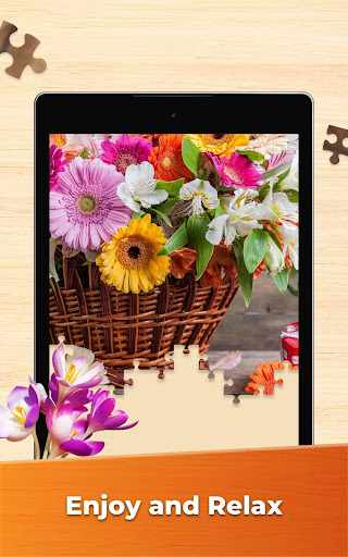 Jigsaw Puzzles - HD Puzzle Games modavailable screenshots 16
