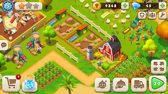 Tasty Town MOD APK 1.17.17 [Fast Cooking] 8