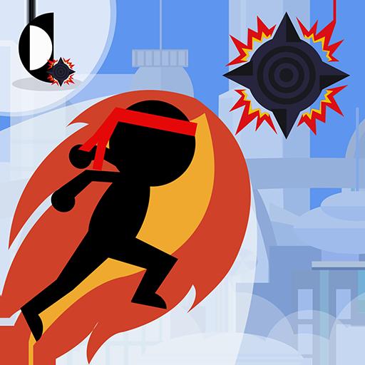 火柴人跳 休閒 App LOGO-硬是要APP