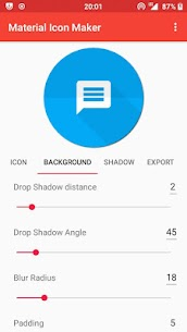 Material Icon Maker 2.0.6 Mod + Data for Android 1