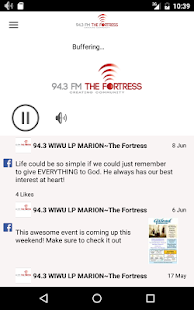 94.3 The Fortress WIWU-FM - náhled