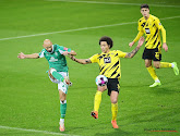 """The comeback is always greater than the setback"" zegt een gemotiveerde Axel Witsel"