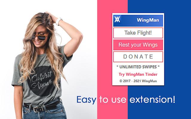 WingMan Unlimited for OkCupid