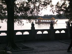 Photo: Peking - Boot im Sommerpalast - Felicitas