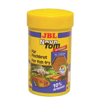 JBL NovoTom 100ml Yngelfoder