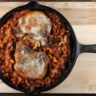 Baked Pork Chop Goulash