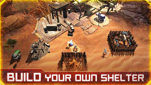 Wasteland Heroes  captures d'écran 1