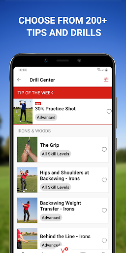 15 Minute Golf Coach - Video Lessons and Pro Tips screenshots 5