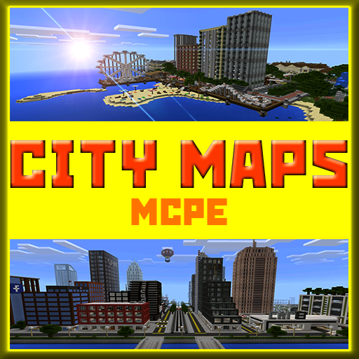 City Maps For Minecraft Pe Apps On Google Play FREE Android App - Maps fur minecraft pe ios