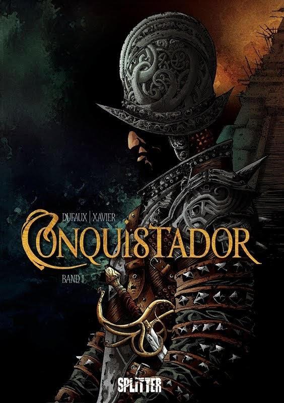 Conquistador (2013) - komplett