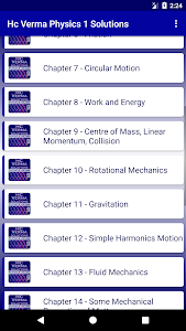 Download HC Verma - Concepts of Physics Part 1 Solutions APK latest