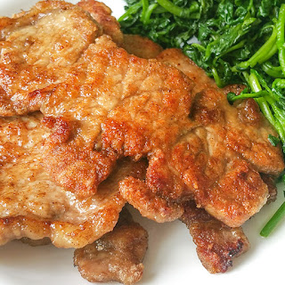 Crispy Five Spice Pork Chops