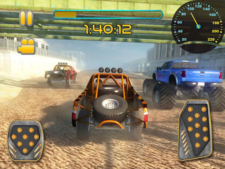 Dirt Truck 4x4 Offroad Racing 1.3 screenshot 91619