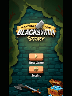 Blacksmith Story-Pixel Heroes- screenshot thumbnail