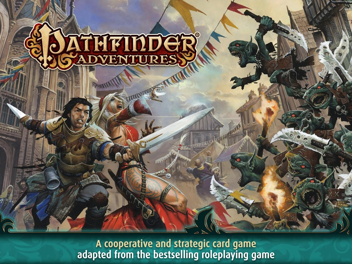 Pathfinder Adventures- screenshot
