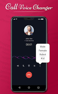 voice changer during phone call apk