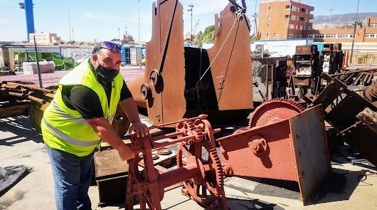 El Puerto restaura utensilios del Cable Inglés para el centro de interpretación