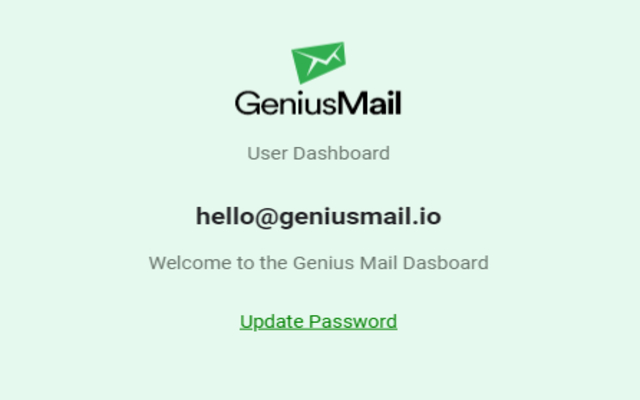 GeniusMail: Powerful mail merge for Gmail