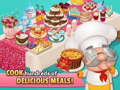 Cafeland MOD Apk 2.1.75 (Unlimited Money) 4