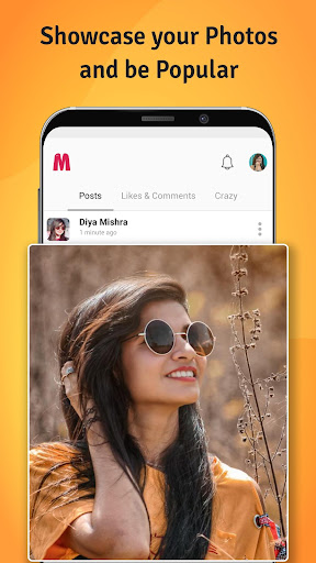 MineApp - Truly Indian Social App screenshots 2